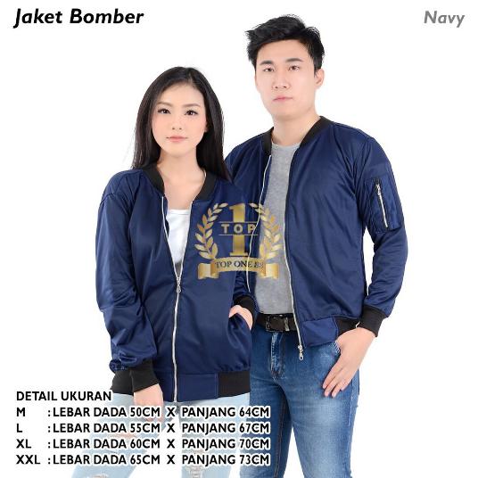 JAKET BOMBER PILOT PRIA WANITA (GROSIR   RETAIL)  c838ff6cef